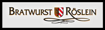 Bratwurst Roslein Nuremberg Germany