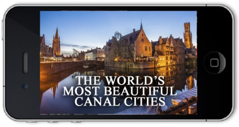 Canal Cities of the World