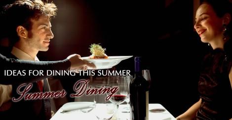 Summer Dining Ideas