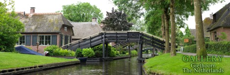 Giethoorn Netherlands Travel Photo Gallery