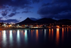 Porto Santo Night