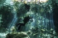 Yucatan Mexico Cenotes