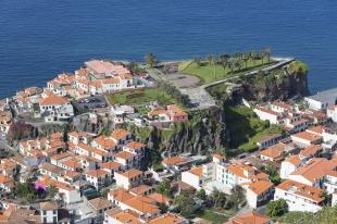 Camara do Lobos at Madeira, Portugal