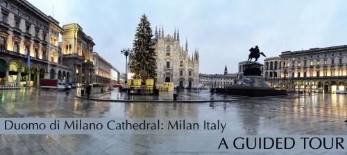 Duomo Milan Cathedral Tour