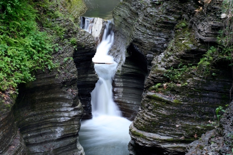 Waterfalls of Watkins Glen State Park
