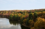 Colorful Starved Rock State Park