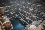 Chand Baori, one of the deepest stepwells in India