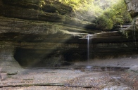 LaSalle Canyon, Starved Rock State Park, Illinois