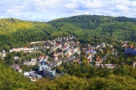 Karlovy Vary (Karlsbad) panorama