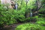 Tonti Canyon Falls Illinois