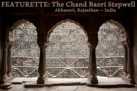 Chand Baori Stepwell in India