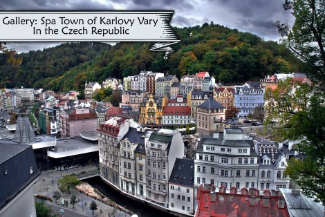 Karlovy Vary Travel Europe