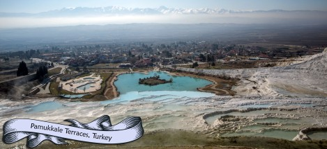 Pamukkale Turkey Photo Gallery