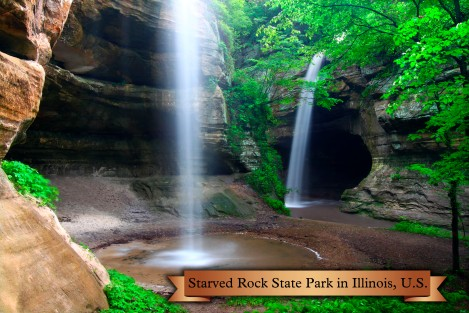 Starved Rock Illinois Travel Guide