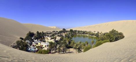 Peru Travel Destination