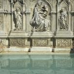 Fonte Gaia Fountain -- Siena, Italy
