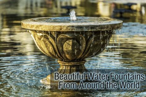 Fountains -- Header