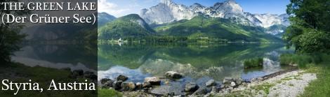 Green Lake -- Banner