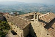 San Marino roofs