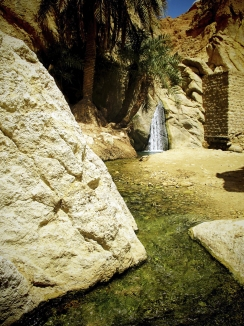 north african natural spring