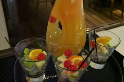 La Fragata Drinks