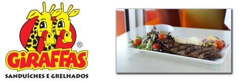 Giraffas Fast Food Brazil