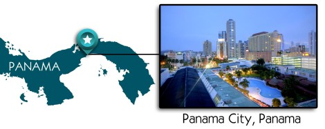 La Fragata Panama City Map