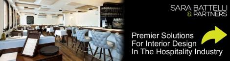 Sara Batelli and Partners Hospitality Interior Design
