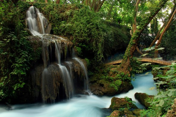 Duden Waterfalls Antalya Turkey
