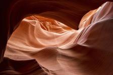 Lower Antelope Canyon Detail