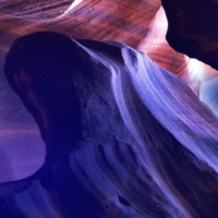 Gallery, Picturesque Antelope Canyon in Arizona, U.S.