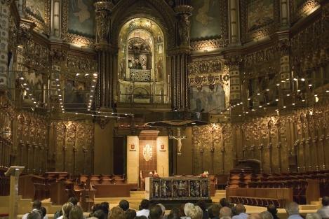Basilica of Montserrat