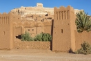 Ancient Ait Benhaddou in Morocco, North Africa