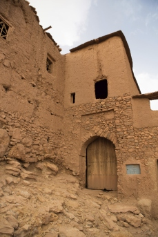 Ait Ben Haddou medieval Kasbah in Morocco