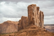 Camel Butte - Monument Valley, Arizona
