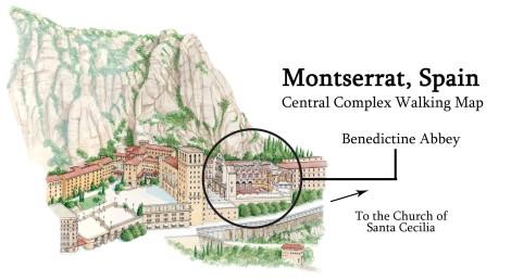 Montserrat Map