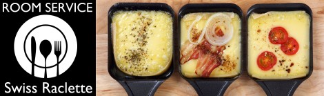 Delicious Swiss Raclette