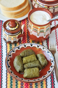 Bulgarian dolma