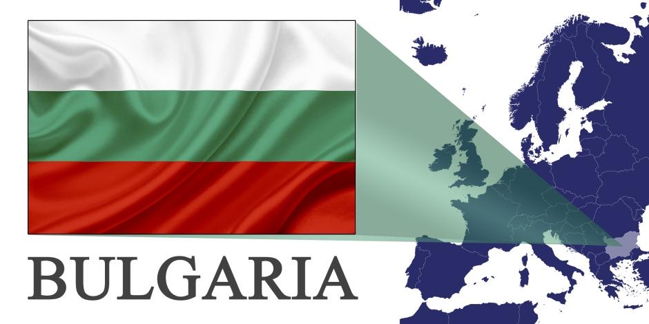 Bulgaria -- Map