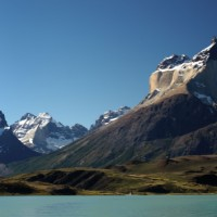 Torres Del Paine National Park in the Patagonia of Chile