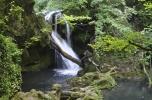 Vaioaga waterfall, Beusnita National Park, Romania