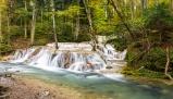 Little Beusnita waterfall, Romania