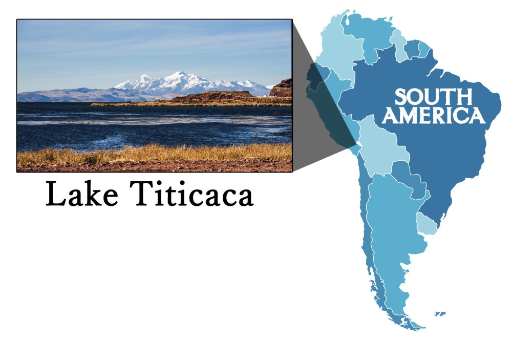 Titicaca Map