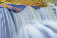 Autumn, Bond Falls Cascade