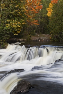 Michigan's Upper Bond Falls