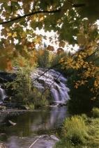 Bond Falls, Michigan, USA