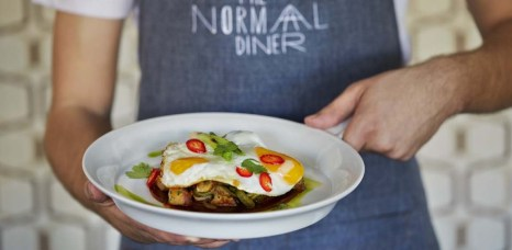 The Normal Diner Hash