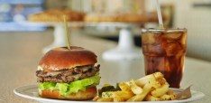 The Graduate Burger