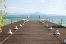 Sunbath at Lake Garda