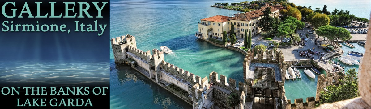 Gallery: Sirmione on the Banks of Lake Garda, Italy